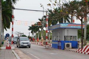 Thành phố Móng Cái: Kiểm tra thân nhiệt bắt buộc tại Trạm Km15, Bến tàu Dân Tiến
