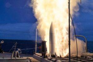 Tên lửa phòng không SM-6 - ứng viên phần tử đánh chặn vũ khí siêu thanh