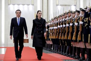 Thủ tướng New Zealand: Bất đồng với Trung Quốc ngày càng khó hòa giải