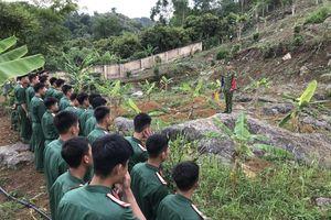 Sơn La tăng cường cán bộ, chiến sỹ lên tuyến biên giới phòng, chống dịch COVID-19