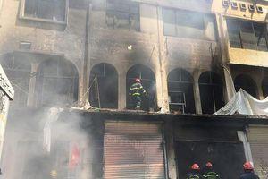 TP.HCM: Công an vào cuộc vụ cháy 6 người thương vong ở Quận 1