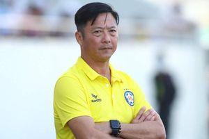 HLV Phan Thanh Hùng dẫn dắt SHB Đà Nẵng thay Lê Huỳnh Đức