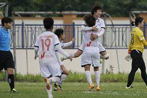 Chung kết Giải bóng đá Nữ Cúp Quốc gia 2021: Hà Nội I Watabe giành tấm vé đầu