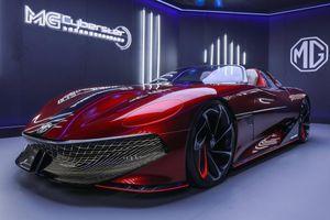 MG đưa siêu xe Cyberster vào sản xuất, kêu gọi khách hàng hỗ trợ