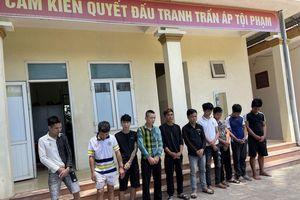 Nhóm thanh niên tụ tập sử dụng ma túy trong nhà thuê trọ