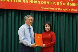 Phó Chánh án Phạm Thị Thu Hà là ứng viên đại biểu HĐND TP.HCM