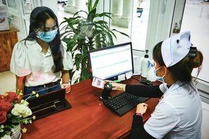 Dùng ảnh thẻ BHYT trên ứng dụng VssID để khám chữa bệnh từ 1-6