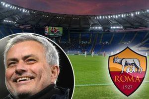 Sốc: Mourinho được bổ nhiệm làm HLV trưởng AS Roma