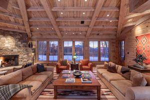 Biệt thự trên núi tuyết giá 39,5 triệu USD của tài tử Tom Cruise