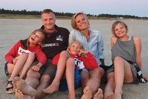 Gia đình bị phân tán vì đại dịch