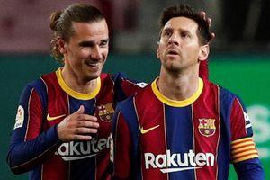 Messi lần đầu mở tiệc tại nhà mời đồng đội