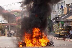 Nổ bưu kiện ở Myanmar, 4 người phe đối lập thiệt mạng