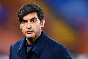 AS Roma tuyên bố chia tay HLV trước trận gặp Man Utd
