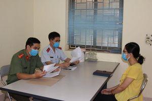 Hà Nam: Phạt nặng 2 người đăng thông tin trên mạng xã hội không đúng về Covid-19
