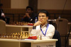 Đại kiện tướng Lê Quang Liêm trở thành huấn luyện viên đội tuyển cờ vua Đại học Webster
