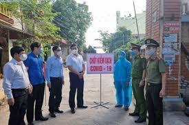 Hà Nam: Thiết lập thêm 3 vùng cách ly mới ngoài xã Đạo Lý