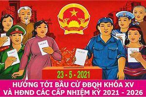 Tổ chức tiếp xúc cử tri vận động bầu cử phù hợp với yêu cầu phòng, chống dịch Covid-19
