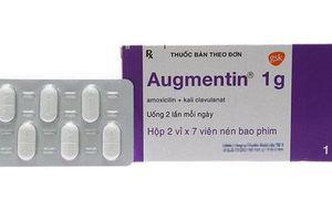 Uống thuốc kháng sinh Augmentin, bé gái 10 tuổi sốc phản vệ độ 2