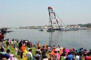 Tai nạn tàu thủy tại Bangladesh, ít nhất 25 người chết