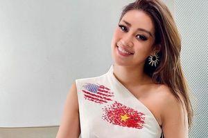 Vừa đến Mỹ, Khánh Vân được dự đoán lọt top 21 Miss Universe 2020