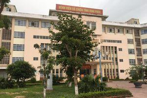 Bệnh viện dã chiến phải đặt việc kiểm soát nhiễm khuẩn lên hàng đầu
