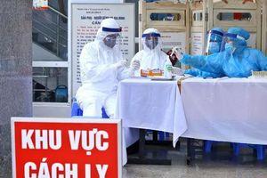 Hà Tĩnh: Thêm 1 ca dương tính SARS-CoV-2 nhập cảnh từ Lào về Việt Nam