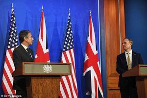 Ngoại trưởng Mỹ khẳng định sẽ tìm cách ngoại giao với Triều Tiên và 'xuống nước' với Nga