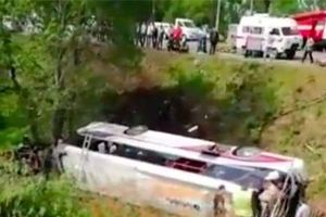 Pakistan: Tai nạn xe buýt khiến ít nhất 38 người thương vong
