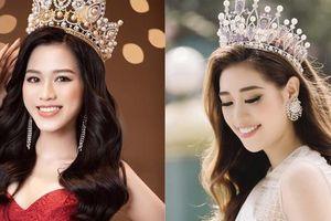 Hoa hậu Đỗ Thị Hà nhắn nhủ Khánh Vân khi sang Mỹ thi Miss Universe