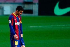 Messi bị điều tra vì 'vui quá đà'