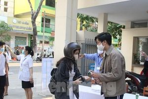 Đà Nẵng: Cho phép học sinh đến trường kiểm tra học kỳ, không quá 24 em/phòng