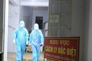 Hà Tĩnh: Thêm một nữ bệnh nhân dương tính SARS- CoV-2 sau khi nhập cảnh từ Lào về