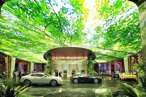 Dubai: Mang cả một khu rừng nhiệt đới vào khách sạn 'sang chảnh' bậc nhất