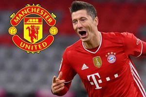 MU ký Lewandowski, Arsenal mua Bissouma