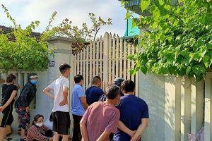 Con trai nghi 'ngáo đá' sát hại mẹ dã man ở Thanh Hóa