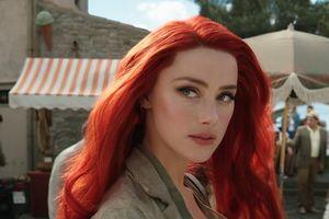 Lộ bằng chứng Amber Heard 'lươn lẹo' về việc bị sa thải khỏi Aquaman 2
