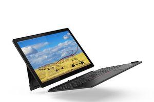 Lenovo ra mắt ThinkPad X12 Detachable: hiệu suất cao, bàn phím rời tiện lợi, giá hơn 1000 USD