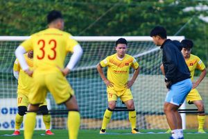 Đội tuyển Việt Nam thay đổi kế hoạch tập huấn vì dịch COVID-19