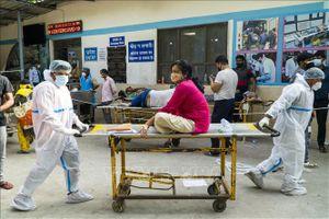 Ấn Độ ghi nhận thêm 357.229 ca mắc COVID-19