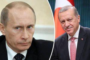 Thổ Nhĩ Kỳ 'kẻ cứng đầu khó trị', Nga không thể mạnh tay vì là 'quân cờ quan trọng'