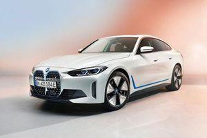 Đôi điều cần biết về xe điện BMW i4 2022: Công suất tối đa 523 mã lực, phạm vi hoạt động 590 km