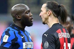 Romelu Lukaku bắt Ibra 'khom lưng' sau khi giúp Inter vô địch Serie A