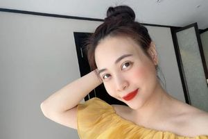 Đàm Thu Trang khoe nhan sắc sau 8 tháng sinh nở khiến dân tình phát sốt vì quá xinh đẹp