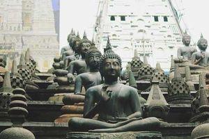 Chiêm ngưỡng ngôi chùa 120 năm tuổi ở thủ đô Colombo, Sri Lanka