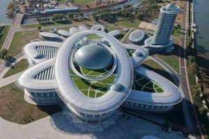 Ngỡ ngàng trước những công trình kiến trúc độc đáo ở Triều Tiên