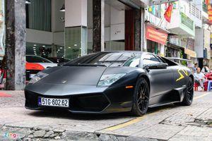 Ngắm những siêu xe Lamborghini 'hàng độc' tại Việt Nam
