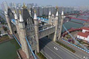 Bản sao những công trình kiến trúc nổi tiếng thế giới ở Trung Quốc