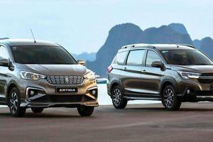 Suzuki XL7 và Ertiga xác lập vị trí đứng đầu phân khúc