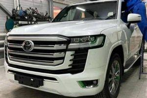 Toyota Land Cruiser mới sắp về Việt Nam, giá bán thấp hơn so với trước?