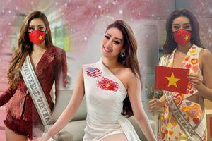 Chiến lược váy áo khai mạc Miss Universe của Khánh Vân cực khôn khéo, khiến fan muốn vỡ òa